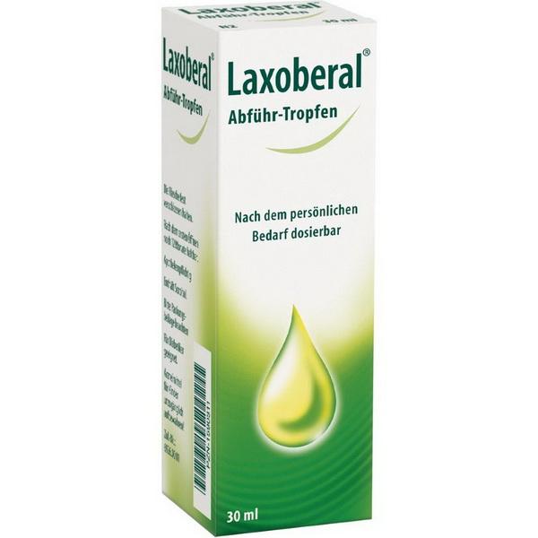 Laxoberal Abführ Tropfen 30 ML - demed.is - Лекарства из Гер